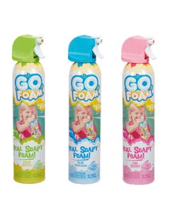 Go Foam 3-Pack
