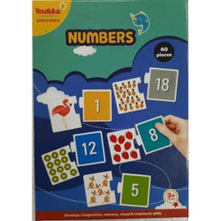 Youreka Numbers Puzzle