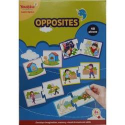 Youreka Opposites Puzzle