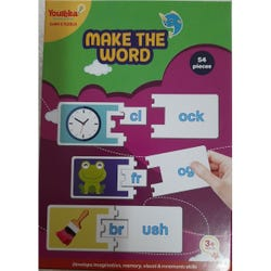 Youreka Make the Word Puzzle