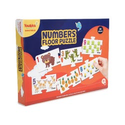 Youreka Numbers Floor Puzzle