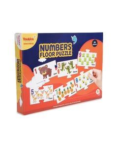 Youreka Numbers Floor Puzzle