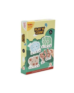 Youreka Play n Count Puzzle
