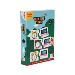 Youreka Tell the Time Puzzle
