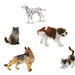 Hamleys Cats & Dogs Box Set 5Pcs