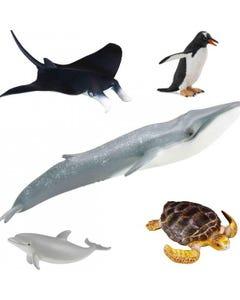 Hamleys Sea Life Box Set 5Pcs