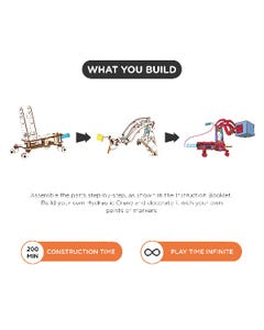 Smartivity Hydraulic Crane