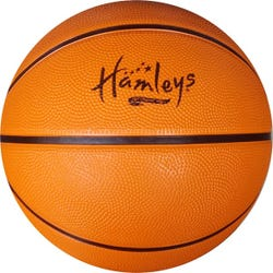 Hamleys Star Basketball Orange
