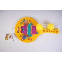 Zoozi Paddle Set Bear Yellow