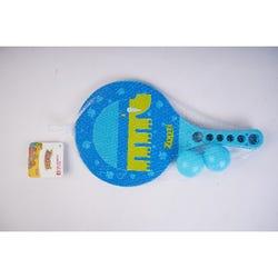 Zoozi Paddle Set Elephant Blue