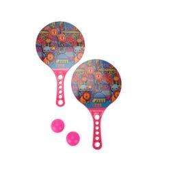 Zoozi Paddle Set Zoozi Friends Pink