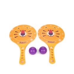 Zoozi Paddle Set Tiger Orange