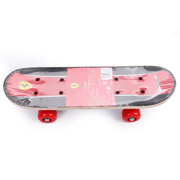 Ferrari Mini Skateboard   Red