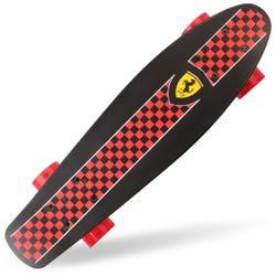 Ferrari Penny Board Skateboard - Black