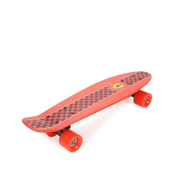 Ferrari Penny Board Skateboard   Red
