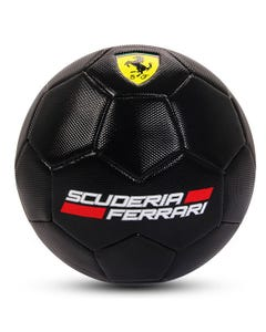 Ferrari Football Size 5 Pvc Black
