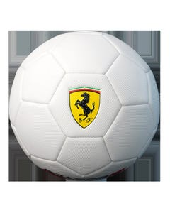 Ferrari Football Size 5 Pvc White