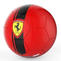 Ferrari Soccer Red Stripe