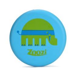Zoozi Flying Disc Elephant Frisbee Blue