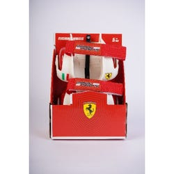 Ferrari Flashing Wheels White