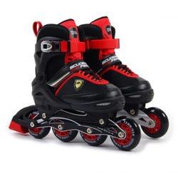 Ferrari Inline Skate Black 34-38