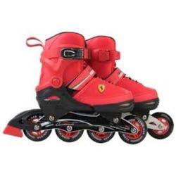 Ferrari Inline Skate Red 34-38