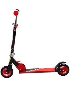 Ferrari Twist Scooter - Black
