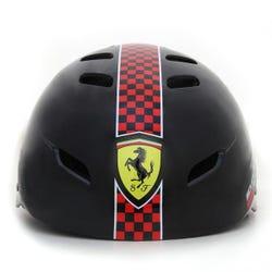 Ferrari Helmet With Adjustor Black M