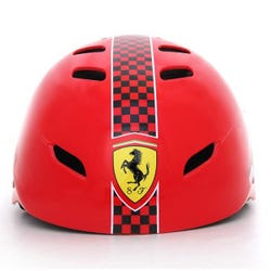 Ferrari Helmet With Adjustor Red L
