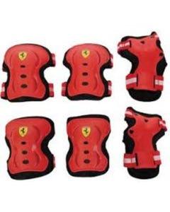 Ferrari Skate Protector Set Red M