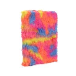 Rainbow - Plush A5 Notebook Multi Colour