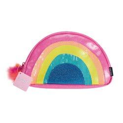 Rainbow - Glitter Make Up Pouch