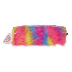 Rainbow - Plush Pencil Pouch Multi Colour