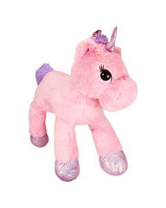 Lying Unicorn Plush - 100 cm
