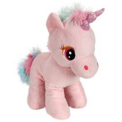 Pink Standing Unicorn 28cm