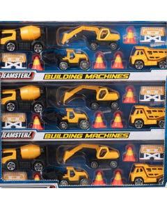 Ralleyz Building Machines Set