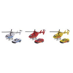 Ralleyz Emergency Response Vehicle Set