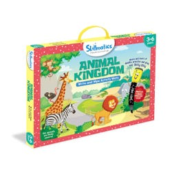 Animal Planet - Erasable and Reusable Activity Mats