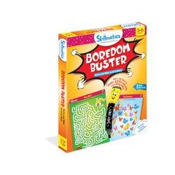 Boredom Buster - Erasable and Reusable Activity Mats