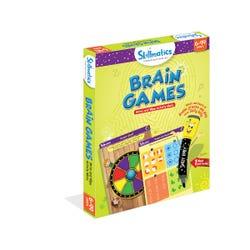 Brain games - Erasable and Reusable Activity Mats