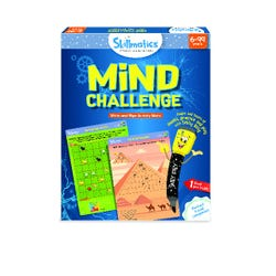 Mind Challenge - Erasable and Reusable Activity Mats