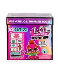 L.O.L. Surprise Spaces Pack with Doll Assortment