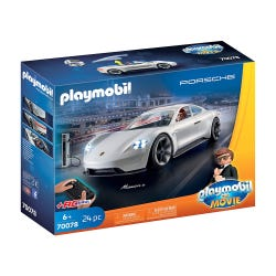 Playmobil 70078 Playmobil: THE MOVIE Rex Dashers Porsche Mission E