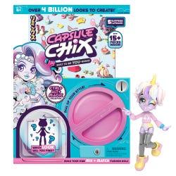 Capsule Chix - Ctrl + Alt + Magic