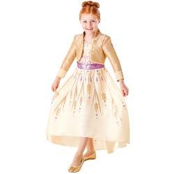 Frozen 2 Anna Dress 3-4 yrs+