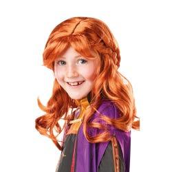Frozen 2 Anna Wig
