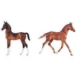 Breyer Thoroughbred & Hackney Foal