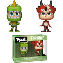 POP! Games: Fortnite S3- P.A.N.D.A. Team Leader