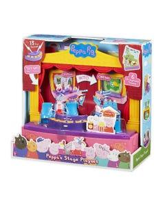 Peppa Pigs Stage Playset