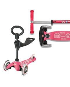 Micro Scooters - Mini Micro 3 IN 1 Deluxe Plus Ride-on Kick